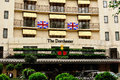 The Dorchester hotel Royalty Free Stock Photos