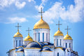 Dormition cathedral, Vladimir, Golden Ring, Russia Royalty Free Stock Photo