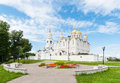 Dormition Cathedral in Vladimir, Russia Royalty Free Stock Photo