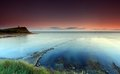 Dorset England Kimmeridge Bay  Royalty Free Stock Photo