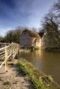 Dorset Mill Royalty Free Stock Photo