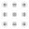 Dot grid vector paper graph paper on white background