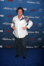 Dot marie jones los angeles arrives at the american idol season finalists party at the grove on march in los angeles ca Stock Photography