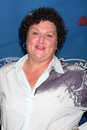 Dot marie jones los angeles arrives at the american idol season finalists party at the grove on march in los angeles ca Stock Photo