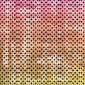 Dots background with colors and texture Royalty Free Stock Photo