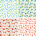 Dots backgrounds Stock Photos