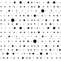 Dots for backgrounds Stock Image