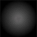 Dotted disco vector background Royalty Free Stock Photo