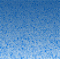 Dotted halftone background vector illustration of a Stock Images