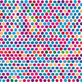 Dotted Seamless Background