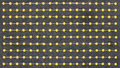 Dotted Yellow Lines Royalty Free Stock Photos