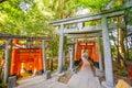 Double Corridor Fushimi Inari