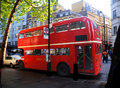 Double Decker Bus Stock Photos