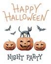 Dough Illustration Of Hallowee...