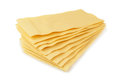 Dough for lasagna Royalty Free Stock Photo