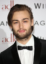 Douglas booth at williamvintage vip private dinner held at st pancras renaissance hotel london england picture by henry harris Royalty Free Stock Photography