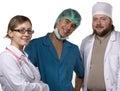 Doutores Fotografia de Stock Royalty Free