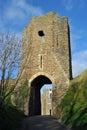 Dover Castle Gatehouse Stock Photography
