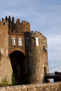 Dover Castle in Kent, England Stock Image