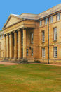 Downing college chapel in cambridge Royalty Free Stock Photo