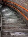 Downstairs Royalty Free Stock Photo
