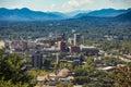 Downtown Asheville, North Caro...