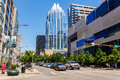 Downtown Austin Texas Royalty Free Stock Photo