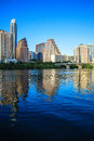 Downtown Austin in Texas Royalty Free Stock Photo