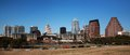 Downtown Austin Royalty Free Stock Photo