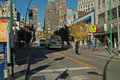 Downtown brooklyn new york fulton mall Royalty Free Stock Photos