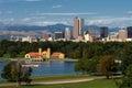 Downtown City of Denver, Colorado