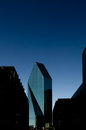 Downtown Dallas Royalty Free Stock Photo