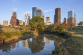 Downtown Houston, Texas Royalty Free Stock Photo