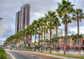 Downtown San Diego, California Royalty Free Stock Photo