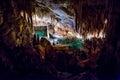 Drach Caves Lagoons