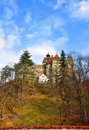 Dracula bran castle Stock Images