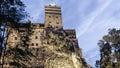 Dracula Castle, Bran castle Royalty Free Stock Photo