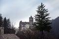 Dracula Castle, Bran, Romania Royalty Free Stock Photo