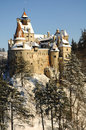 Dracula's Bran Castle Royalty Free Stock Images
