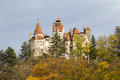 Dracula s castle brasov county romania Stock Photo