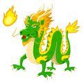 Dragon Stock Photo