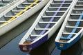 Dragon Boats Royalty Free Stock Photo