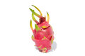 Dragon fruit nutrient and sweet Stock Photo