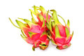 Dragon Fruit, Pitaya fruit Stock Photo