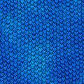 Dragon skin blue scales background Royalty Free Stock Photography