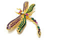 Dragonfly jewelry Royalty Free Stock Photo