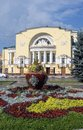 The drama theater named after feodor volkov in yaroslavl russia a popular touristic landmark one of most famous theaters Stock Images