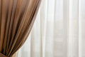 Drapes Royalty Free Stock Photo