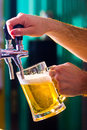 Draught beer Royalty Free Stock Image