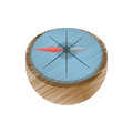 drawing compass marine localization tool Royalty Free Stock Photo
